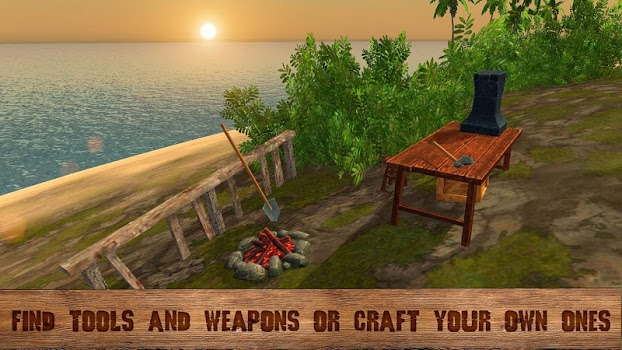 Pirate Island Survival 3D v1.9.0