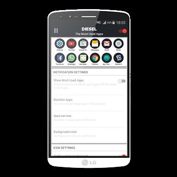 Recent App Switcher (DIESEL Pro) v1.8