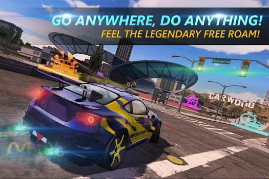 Speed Legends – Open World Racing & Car Driving v2.0.1 + data