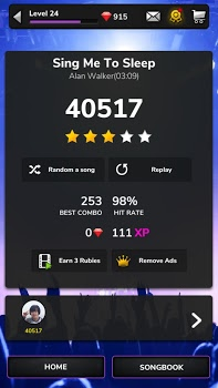 Tap Tap Reborn 2: Popular Songs Rhythm Game v1.8.0