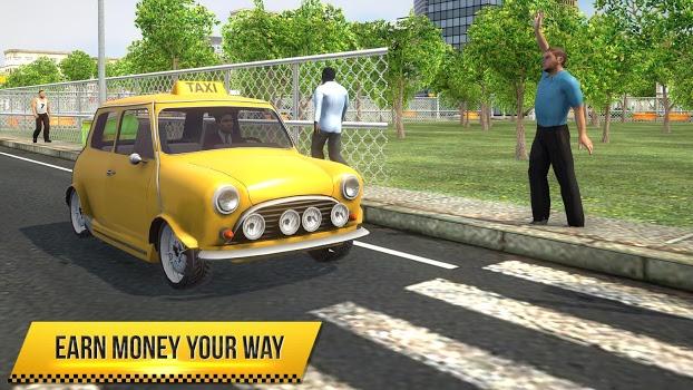 Taxi Simulator 2018 v1.0.0