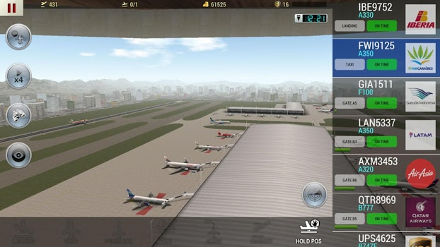Unmatched Air Traffic Control v3.5.3 + data