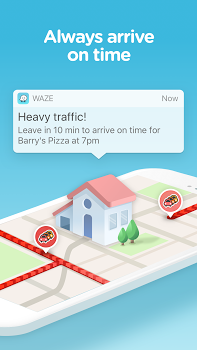 Waze – GPS, Maps, Traffic Alerts & Live Navigation v4.45.0.7