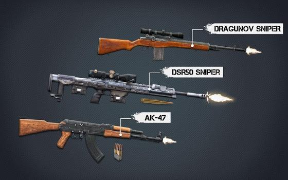 Yalghaar: FPS Gun Shooter Game v3.1.1