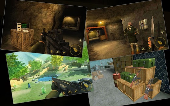 Yalghaar: FPS Gun Shooter Game v3.2.1