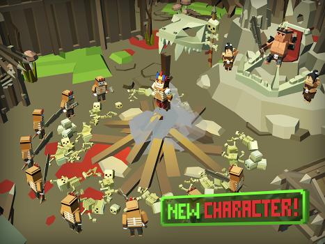 ZIC: Zombies in City — Island survival & Pixel Gun v0.55b