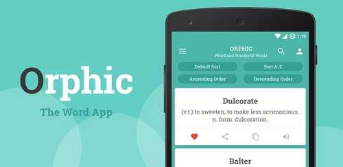 Orphic v2.7.5