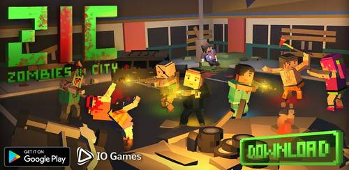 ZIC: Zombies in City — Island Survival v0.58b + data