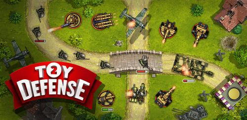 Toy Defense 2: Tower Defense Game v2.17 + data