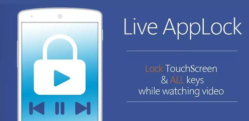 Touch Lock & Video: Live Lock v2.4