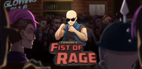 Fist of Rage: 2D Battle Platformer v1.4