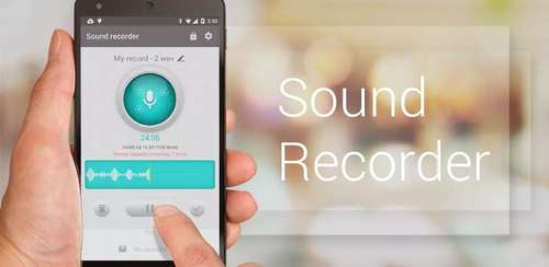 Recordr – Smart & Powerful Sound Recorder Pro v3.1