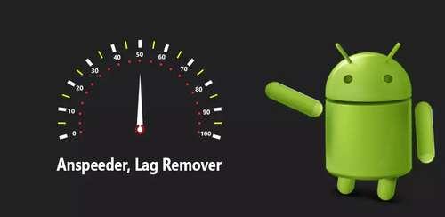 Anspeeder Pro, lag remover v2.13