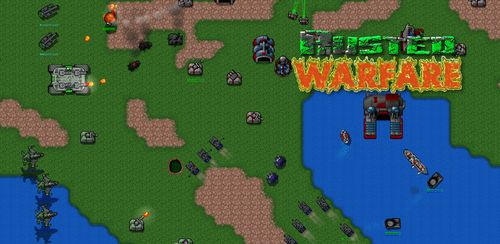 Rusted Warfare – RTS Strategy v1.13.2