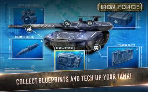 تصویر محیط Iron Force v2.12.2