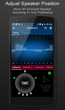 ۳D Surround Music Player v1.7.01