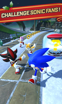 Sonic Forces: Speed Battle v2.1.0