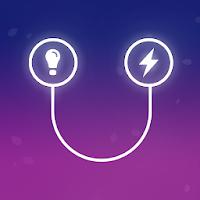 بازی بستن مدار الکتریکی آیکون