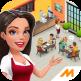 بازی کافی شاپ من:سفارشات و داستان هایش My Cafe: Recipes & Stories - World Cooking Game v2018.6.1
