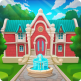 بازی جورچین Matchington Mansion: Match-3 Home Decor Adventure v1.24.2