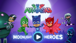 تصویر محیط PJ Masks: Moonlight Heroes v2.2.0