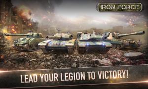 تصویر محیط Iron Force v2.9.9