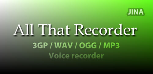 All That Recorder v3.9