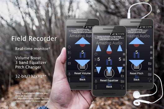 Amazing MP3 Recorder v0.10.61