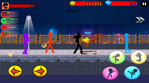 Anger of stick 7 – Stickman warriors – Epic fight 3.0