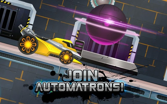 Automatrons: Shoot and Drive v3.61