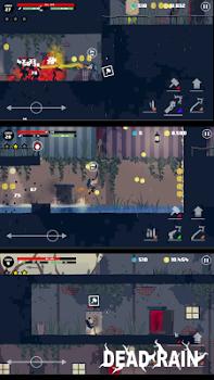 بازی ماجراجویانه Dead Rain : New zombie virus v1.5.7