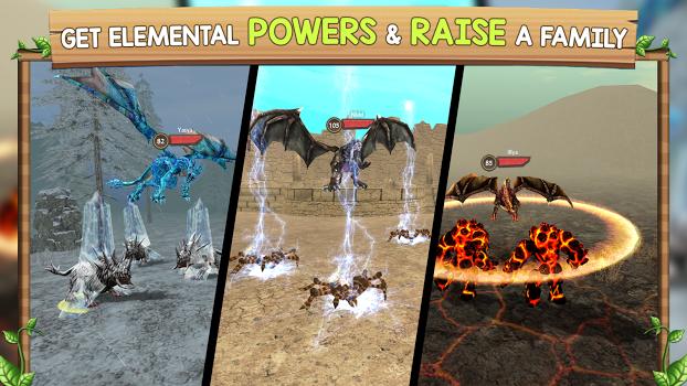 Dragon Sim Online: Be A Dragon v6.0