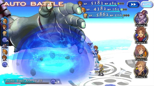 FINAL FANTASY DIMENSIONS II v1.0.2 + data