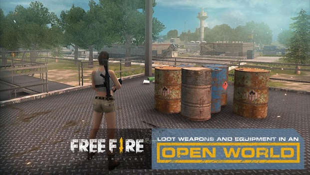 Garena Free Fire v1.27.0 + data