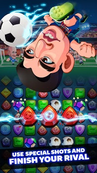 Head Soccer Heroes 2018 – Football Game v1.5.2 + data