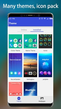 Note 8 Launcher – Galaxy Note8 launcher, theme v2.1