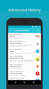 Notification History Log v4.8