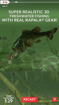 Rapala Fishing – Daily Catch v1.4.10
