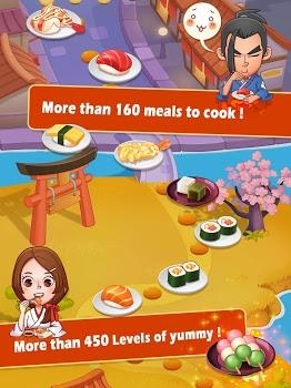 Sushi Master – Cooking story v3.1.0