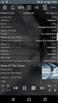 T Music Player + RE Equalizer v1.4.6 build 39