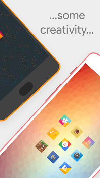 Talitha Square – Oreo Adaptive Icon Pack v14