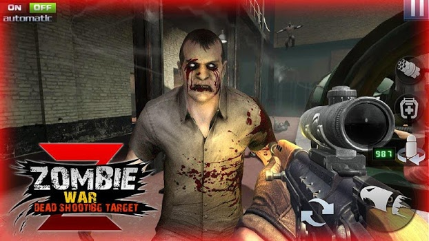 The Final Battleground : Dead Zombie Battle v1.0