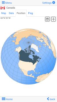 World atlas & map MxGeo Pro v5.0.4