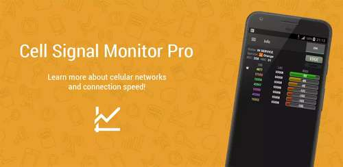 Cell Signal Monitor Pro v5.0 b1431