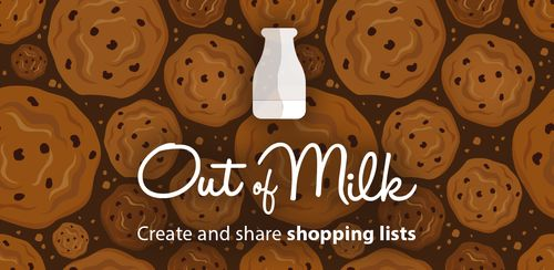 Out of Milk – Grocery Shopping List v8.11.0_904