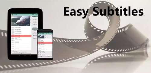 Easy Subtitles v2.3.1