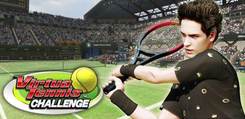 Virtua Tennis Challenge v1.2.1 + data
