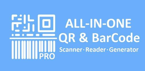 QR and Barcode Scanner PRO v1.2.4
