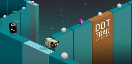 Dot Trail Adventure:Dash on the line, get the ball v1.1.9