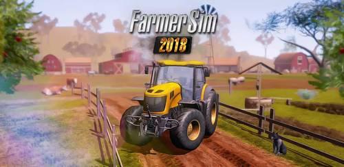 Farmer Sim 2018 v1.8.0 + data